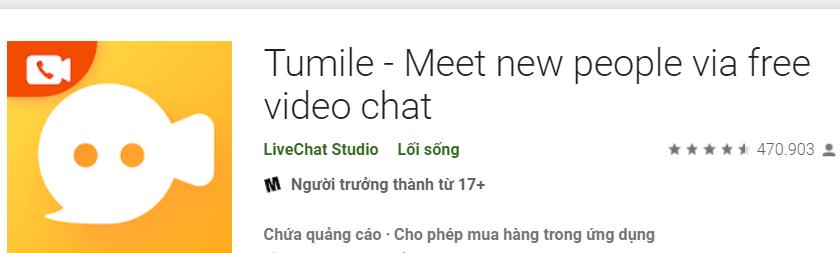 App Tumile
